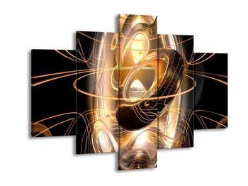 Moderní abstraktní obraz (F000459F150105)