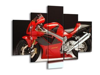 Obraz silniční motorky (F000465F150105)