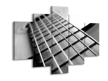 Obraz kytarových strun (F000468F150105)