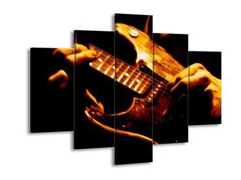 Obraz elektrické kytary (F000501F150105)