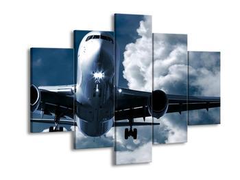 Obraz letadla (F000580F150105)