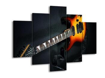 Obraz elektrické kytary (F000593F150105)