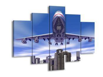 Obraz letadla (F000658F150105)