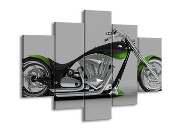 Obraz motorky (F000670F150105)