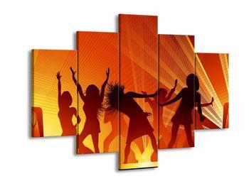 Obraz moderního tance (F000711F150105)