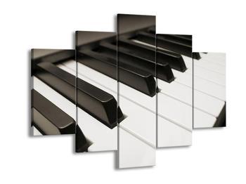 Obraz detailu klavíru (F000714F150105)