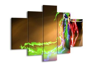 Obraz svítících barev (F000757F150105)