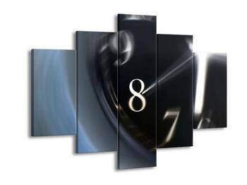 Obraz čísla osm (F000789F150105)