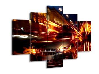 Obraz jedoucího auta (F000797F150105)