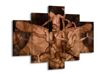 Obraz nahách žen (F000913F150105)