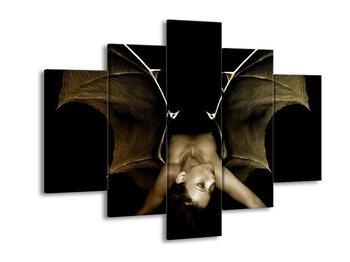Obraz ženy s křídly (F000935F150105)