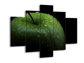 Obraz zeleného jablka (F000991F150105)