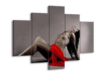 Obraz odhalené ženy (F000995F150105)