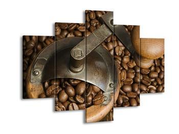 Obraz mlýnku na kávu (F001039F150105)