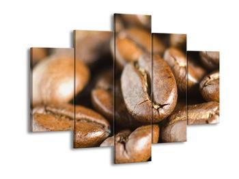 Krásný obraz zrn kávy (F001102F150105)