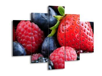 Obraz lesního ovoce (F001143F150105)