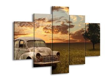 Obraz starého auta (F001192F150105)
