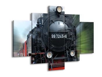 Obraz lokomotivy (F001506F150105)