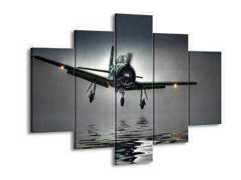Obraz letadla  (F001593F150105)