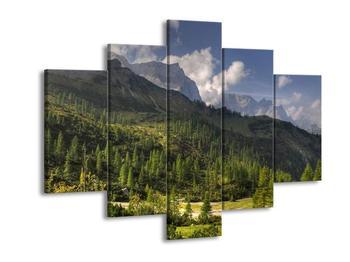 Krásný obraz hor (F001632F150105)