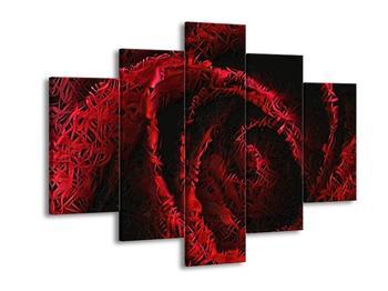 Obraz úmělé růže (F001674F150105)