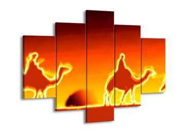 Obraz rozpálené pouště (F001697F150105)