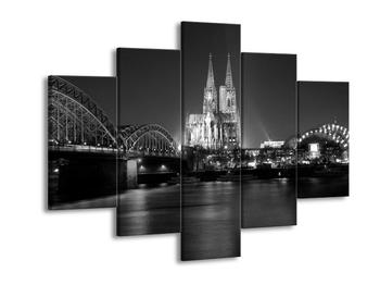 Černobílý obraz města (F001745F150105)