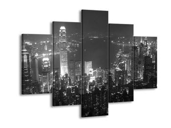 Moderní obraz - Hong Kong (F001774F150105)