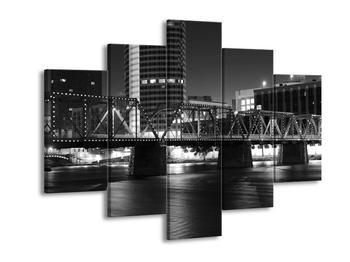 Černobílý obraz - Grand Rapids (F001785F150105)