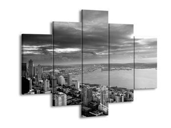 Černobílý obraz - Seattle (F001788F150105)