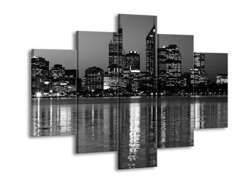 Krásný obraz New Yorku (F001789F150105)