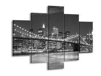 Moderní obraz - New York (F001800F150105)