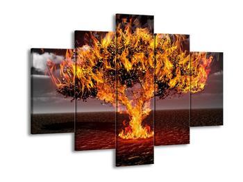 Obraz ohně (F001834F150105)