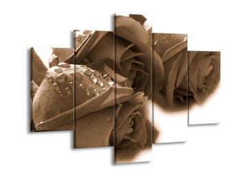 Obraz tří růží (F001902F150105)