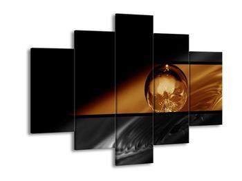 Dvoubarevný obraz kapky (F001967F150105)