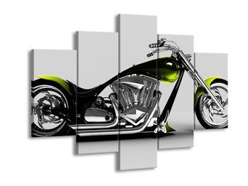 Krásný obraz motorky  (F002045F150105)