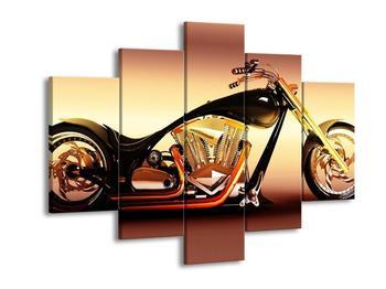 Obraz modelu motorky (F002048F150105)