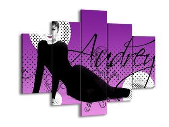 Obraz Audrey Hepburn (F002151F150105)