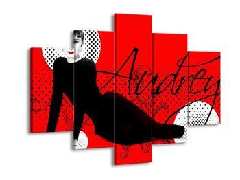 Obraz - Audrey Hepburn (F002152F150105)