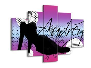Obraz Audrey Hepburn (F002153F150105)