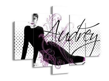 Obraz - Audrey Hepburn (F002155F150105)
