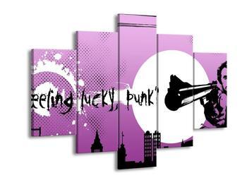 Obraz - lucky, punk (F002160F150105)