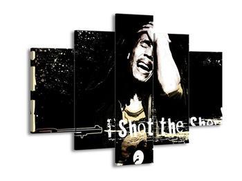 Moderní obraz - Bob Marley (F002163F150105)