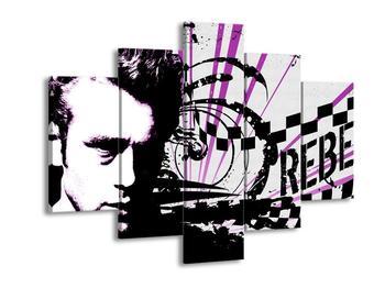 Moderní obraz - James Dean (F002192F150105)