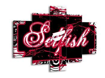 Obraz - Selfish (F002221F150105)