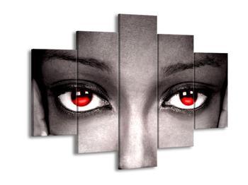 Obraz červených očí (F002298F150105)
