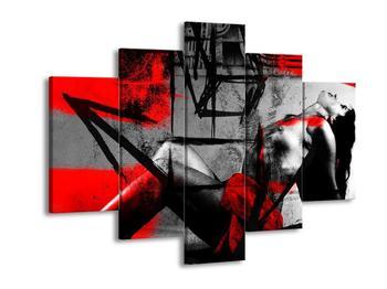 Moderní obraz nahé ženy (F002366F150105)