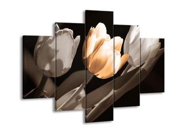 Obraz tří tulipánů (F002503F150105)