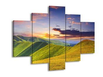 Obraz horských plání  (F002625F150105)
