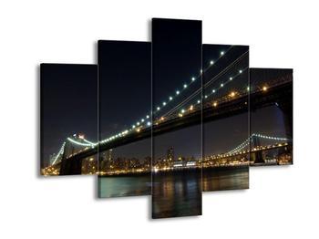 Obraz osvětleného mostu  (F002832F150105)
